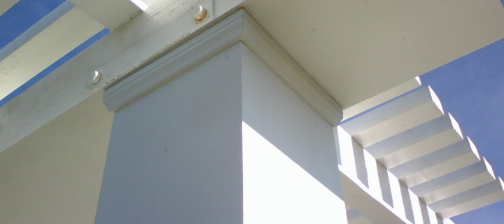 Posts with Exposed Electrical